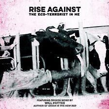 "RISE AGAINST The Eco-Terrorist In Me Single 7"" Vinyl"