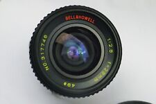 VINTAGE BELL & HOWELL WIDE ANGLE OM FIT FOR OLYMPUS LENS SUPERB CONDITION