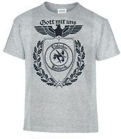 T-Shirt,Elektriker,Gott mit uns,,Handwerk,Zunft