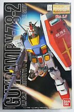 "BANDAI MG 1/100 RX-78-2 Gundam Ver.1.5 scale model kit ""old version / old stock"""