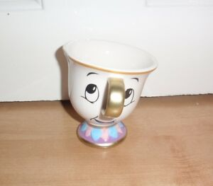 BNIB Primark Disney Beauty and the Beast CHIP MUG tea cup CHRISTMAS