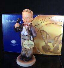 "Goebel M.I Hummel ""CHEF HELLO"" Final Issue #895 Hum 124/0 with Original Box TMK8"