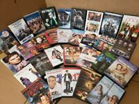 Lot of 10 DVD Action Drama Comedy Romance SCI-FI Adventure Movie RANDOM BUNDLE