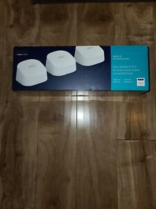 New eero 6 AX1800 Dual-Band Mesh Wi-Fi 6 System (3-pack) M110311 (E10011696)
