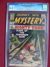 Journey into Mystery #102 CGC 6.5 1ST APPEARANCE OF BALDER, HELA, SIF
