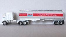 Matchbox Super Rigs Die Cast Exxon tractor trailer tanker semi 18 wheeler