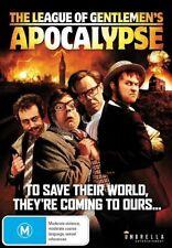 The League Of Gentlemen's Apocalypse (DVD, 2014)