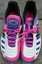 ADIDAS ClimaCool CC FEATHER II/2 M TENNIS WHITE/PINK/PURPLE SHOES MENS 11.5