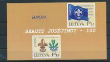 [G371758] Lithuania 2007 Europa good complete booklet very fine MNH