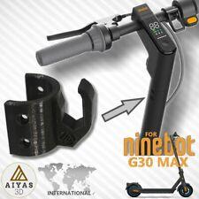 🛴GANCHO / HOOK 🛴- Bolsas Patinete Electric Scooter NINEBOT MAX G30/G30LP/G30D