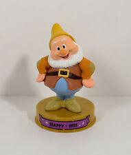 1937 Happy 2002 McDonalds 100 Years Of Magic Disney Snow White Action Figure
