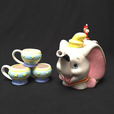 Disney Dumbo Tea Pot Timothy The Mouse Collectable