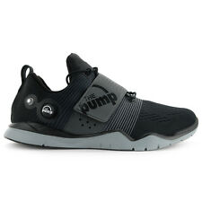 Reebok Men's ZPump Fusion Trainer Black/Grey The Pump Shoes V67749 NEW!
