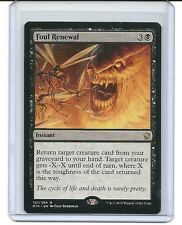 Foul Renewal-Dragons of Tarkir-Magic the Gathering
