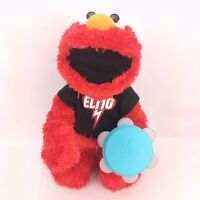 Rock & Roll Elmo with Tambourine - Partially Working - Read Description