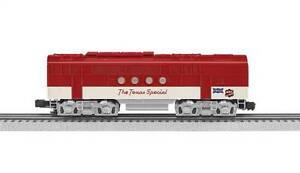 2014 Lionel 6-38219 The Texan non-Powered FT Diesel B-Unit Neuf dans la Boîte
