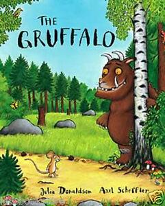 THE GRUFFALO by Julia Donaldson - The Gruffalo Story Book - Paperback - NEW