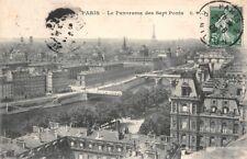 PARIGI - il panorama delle Sept Ponti