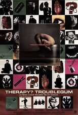 """NEWSPAPER CLIPPING/ADVERT 11/6/94PGN11 15X11"""" THERAPY? : TROUBLEGUM"""