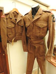 Military Officers Uniforms Devon 1st Rifle Volunteers 43rd Wessex Badge (5189)
