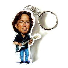 Eric Clapton Fender- Portachiavi Acrilico - Acrylic Keychain - Llaveros Acrilico