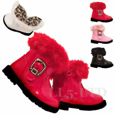 Unbranded Medium Width Boots Zip Shoes for Girls