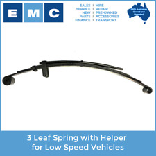 Rear 3 Leaf Spring for Low Speed Vehicles