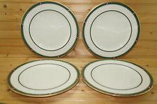 "Mikasa Estate Jewel (4) Dinner Plates, 11""  (Lot #2)"