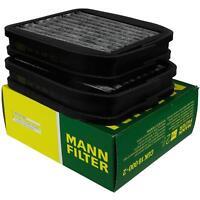 Original MANN-FILTER Aktivkohlefilter Pollenfilter Innenraumfilter CUK 18 000-2