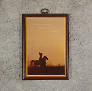Hallmark Cards Inc. Cherish Yesterday... Wood Plaque