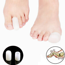 Silicone Gel Toe Bunion Toe Finger Protector Foot Care Insoles Feet Care1Pair