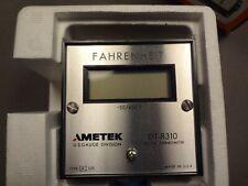 Ametek Fahrenheit Dt 8310 Digital Thermometer 50450 Deg F