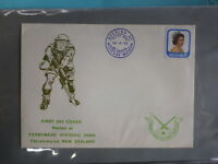 1978 NEW ZEALAND OPENING OF FERRYMEAD MILITARY MUSEUM MILITARY SOUVENIR COVER
