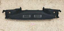 NISSAN 300ZX Z32 VG30DE SWB CONVERTIBLE BLACK CARPET HOOD COVER STORAGE LINER
