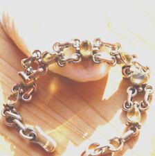 Natürliche Echtschmuck-Armbänder für Damen mit Citrin-Hauptstein