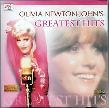 OLIVIA NEWTON-JOHN'S - Greatest Hits - CD - Starlight Music