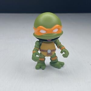 2016 Viacom Loyal Subjects TMNT Ninja Turtles Michelangelo W/O Accessories Toy