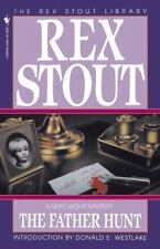 Nero Wolfe: The Father Hunt 43 by Rex Stout (1995, Paperback)