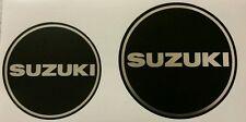 SUZUKI X7 ENGINE CASING CRANKCASE DECAL KIT