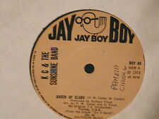 KC and the sunshine band Queen of clubs / dio it good JAY BOY BOY 88