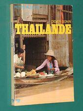 "Thaïlande Didier GONIN ""Petite Planéte"" n° 52 1976"