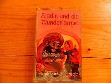 Aladin und die Wunderlampe Hörspiele nach einem Märchen aus 1001 Nacht MC
