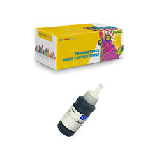 1PK Compatible Cyan T6642 Dye Ink Bottles for Epson L100 L120 L130 L350 L375