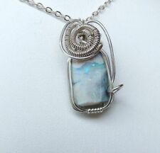 Opal Stone Handcrafted Necklaces & Pendants