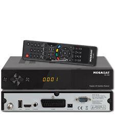 Megasat HD 350 HDTV Sat Receiver digital Full HD 1080p USB Unicable