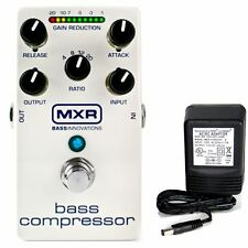 MXR M-87 Bass Compressor w/ 9v power supply