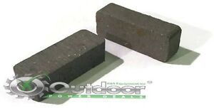Set of 2 120951X 532120951 Brake Pad Brake Puck Brake Shoe
