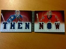 CRAIG ANDERSON 2013-14 Panini Playbook Then and Now Jerseys #TNCA OTTAWA NICE**