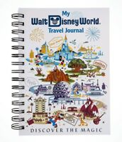 Disney Parks 2018 My Walt Disney World Travels Journal Mickey Minnie Goofy