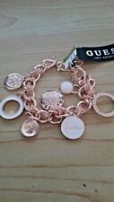 Rose Gold Guess Charm Bracelet Perfect Gift